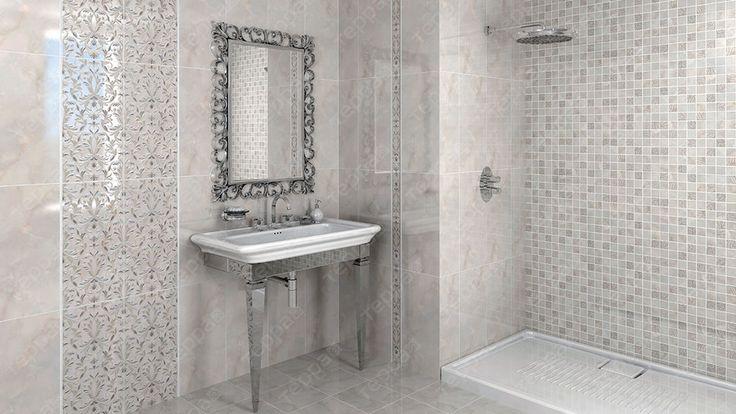 Интерьер ванной Kerama Marazzi - Вирджилиано