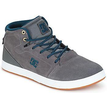 Zapatos Niños Zapatillas altas DC Shoes CRISIS HIGH Gris