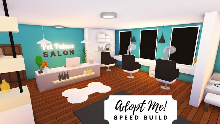 Donut House - Pet Salon 🐱 Roblox Adopt Me! in 2020 | Baby ...