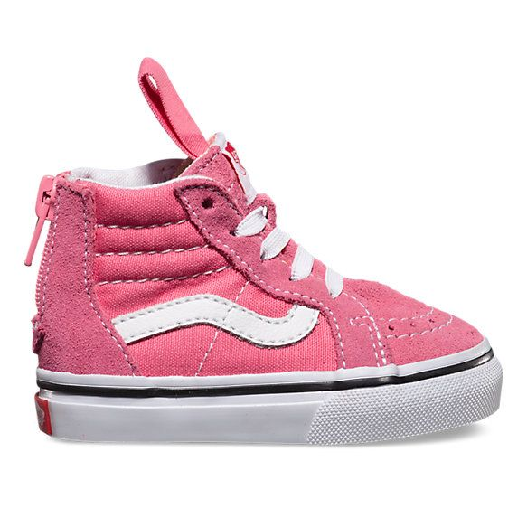 Toddlers SK8-Hi Zip | Shop Toddler Shoes at Vans