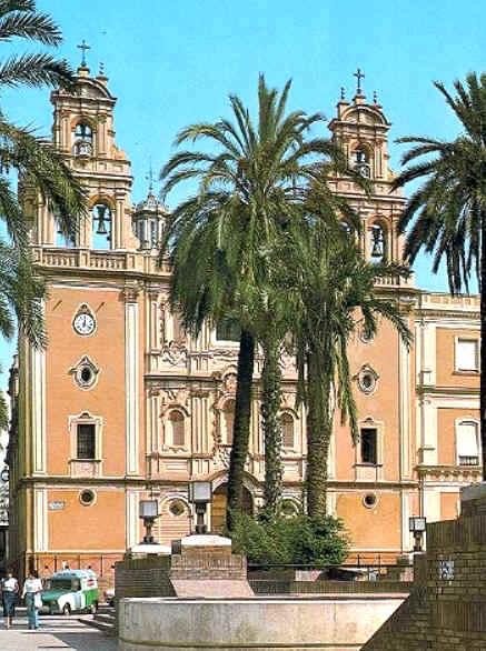 Huelva Catedral