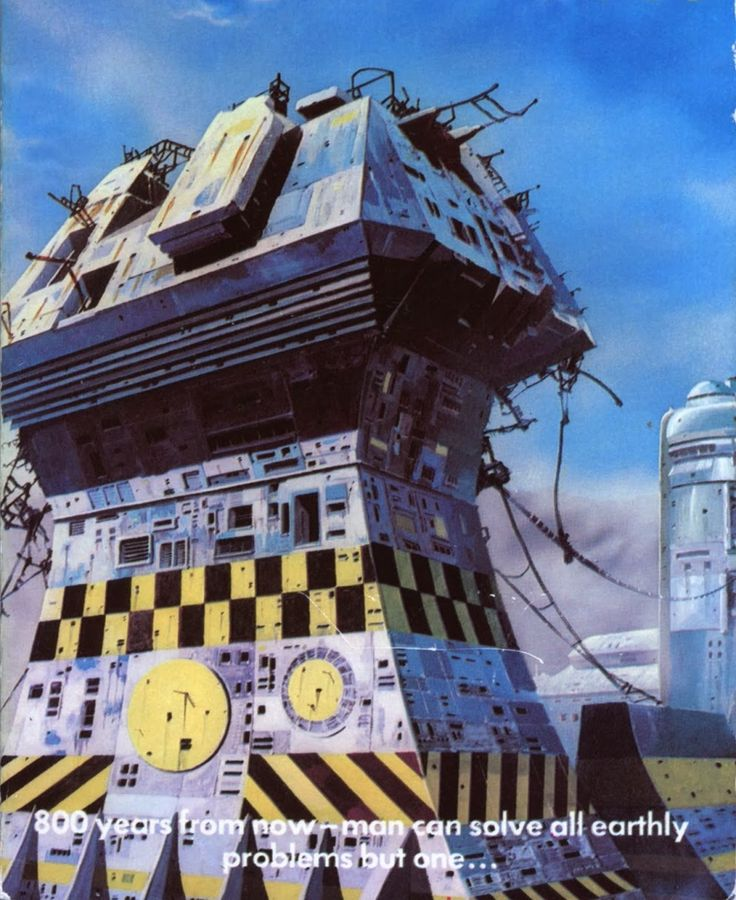 70s Sci Fi Art Chris Foss: 180 Best Chris Foss Images On Pinterest