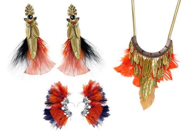 Olê, Olá! As melhores coleções cápsula de Carnaval - Os brincos e colares da Claudia Arbex