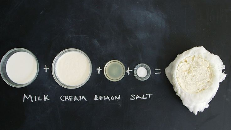 How To Make Homemade Ricotta In Under an Hour - Kitchen Conundrums with Thomas Joseph - YouTube