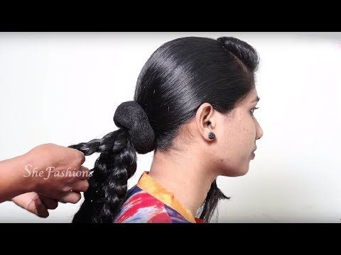 Best Hairstyle step by step Tutorials | New Hairstyles videos | Easy Hairstyles videos 2018 - YouTube