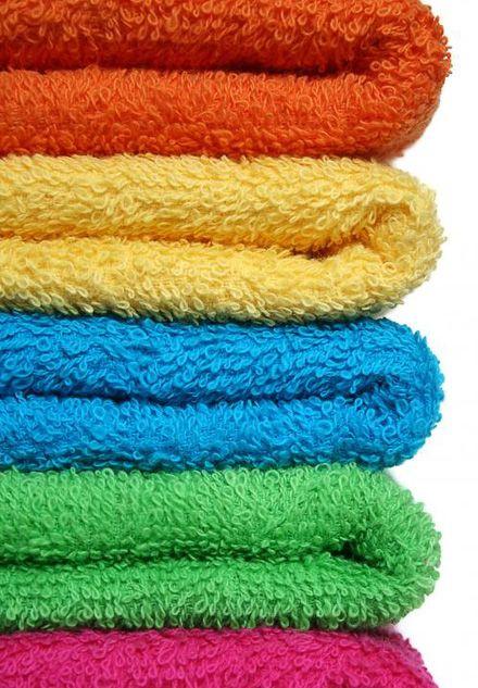Kúpili ste si nové uteráky a nesajú vodu?