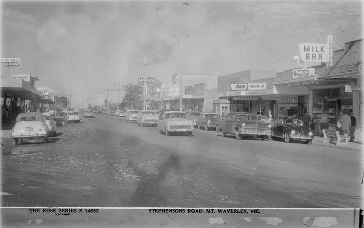 Stephensons Road, Mt Waverley