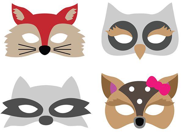 masks-animals