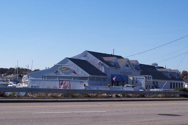 Seafood Restaurants In Hull Ma