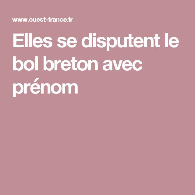 Les 25 meilleures idées de la catégorie Prénom breton sur ...