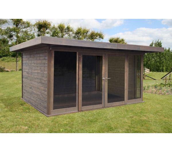 Beautiful abris de jardin toit plat meilleur prix petites for Maison cube prix m2