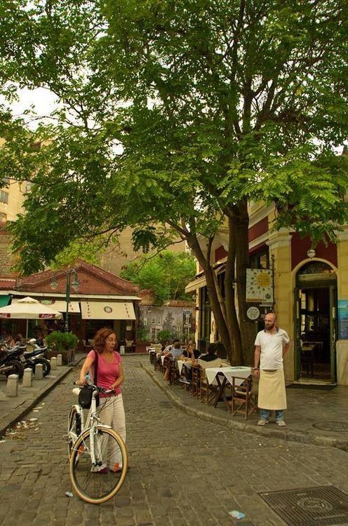 Λαδάδικα/Ladadika Thessaloniki - Macedonia - Greece
