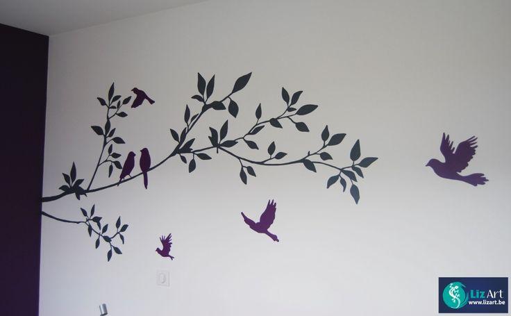 Met decoratieve muurschilderingen kunt u niet alleen uw woning opfleuren maar ook uw kantoor of de gangen van uw bedrijf, voor meer sfeer en gezelligheid.