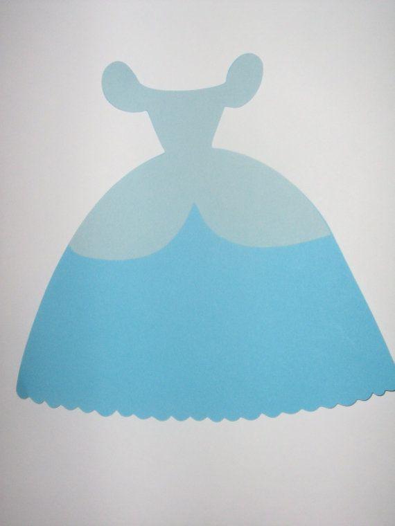 Cinderella Princess dress for birthday's by ThePaperdollPrincess, $4.00