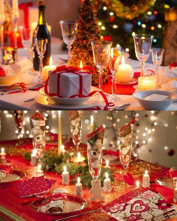 Ideias e dicas para fazer a sua decoração natalina. Veja dicas e ideias ♥