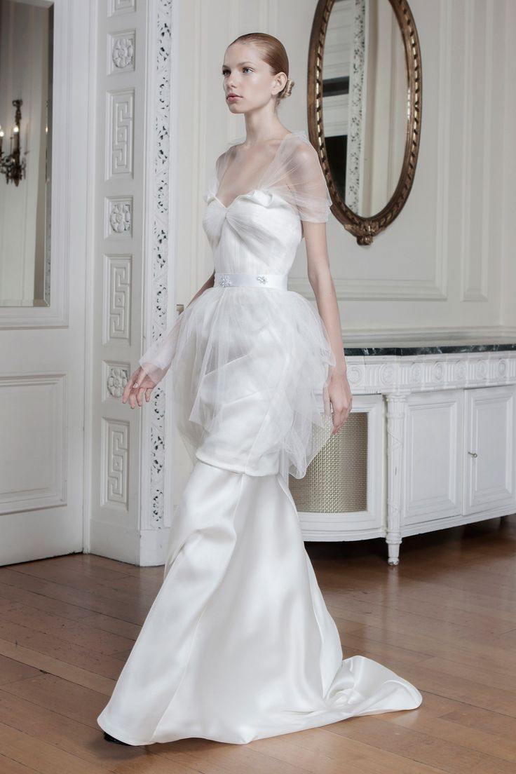 Sophia Kokosalaki Brides Dresses Bridal Collection (Vogue.com UK) White wedding