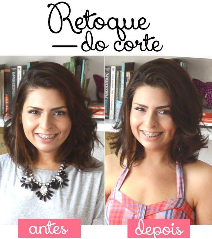 Ricota Não Derrete: Como cortar seu cabelo sozinha                                                                                                                                                                                 Mais