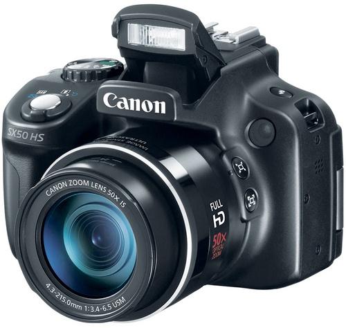 Cámara Digital Canon SX50