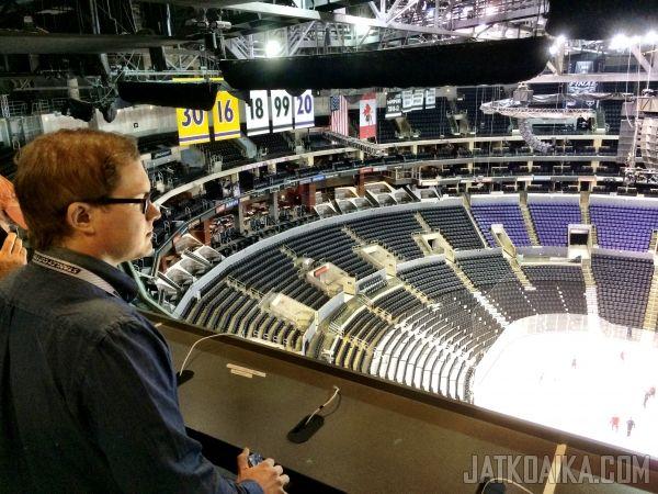 NHL-huipentuma, joka saa Teemu Selänteenkin tanssimaan polkkaa - NHL - 04.06.2014 - Artikkelit - Jatkoaika.com - Kaikki jääkiekosta