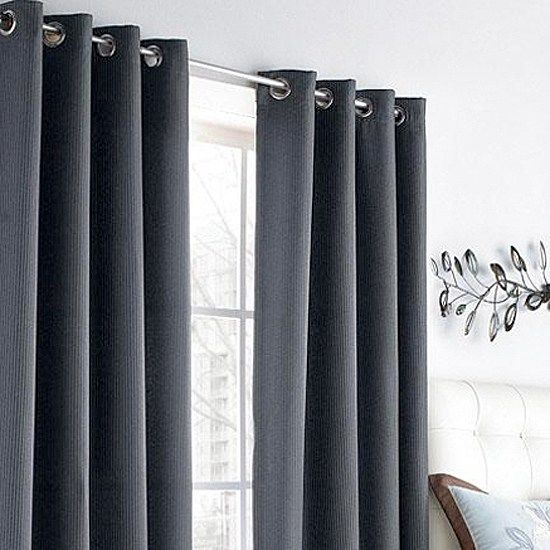 grey curtains for bedroom. 10 Curtains We Love  Style At Home Whole Gail Stripe blackout drapes Best 25 Grey curtains bedroom ideas on Pinterest Bedroom