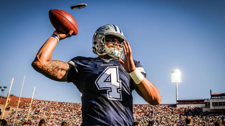 How will Dak perform in Romo's Absence?