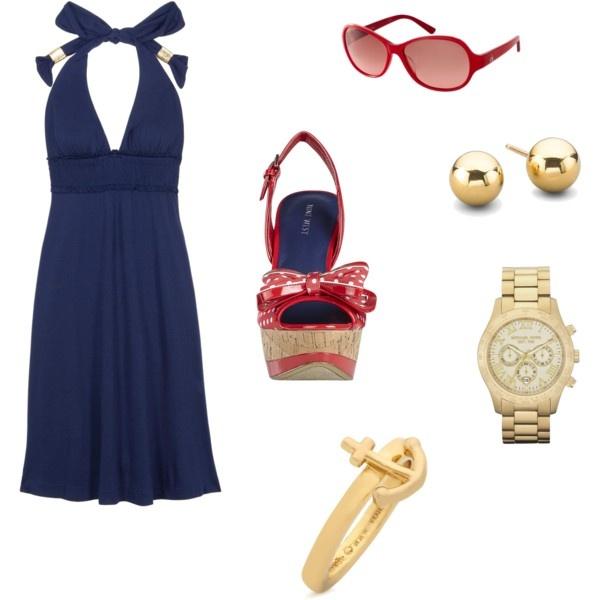 Nautical Theme outfit