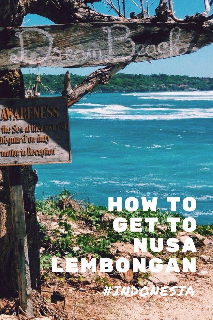 How to Get to Nusa Lembongan