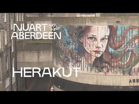 Juxtapoz Magazine - Street Art in the Granite City