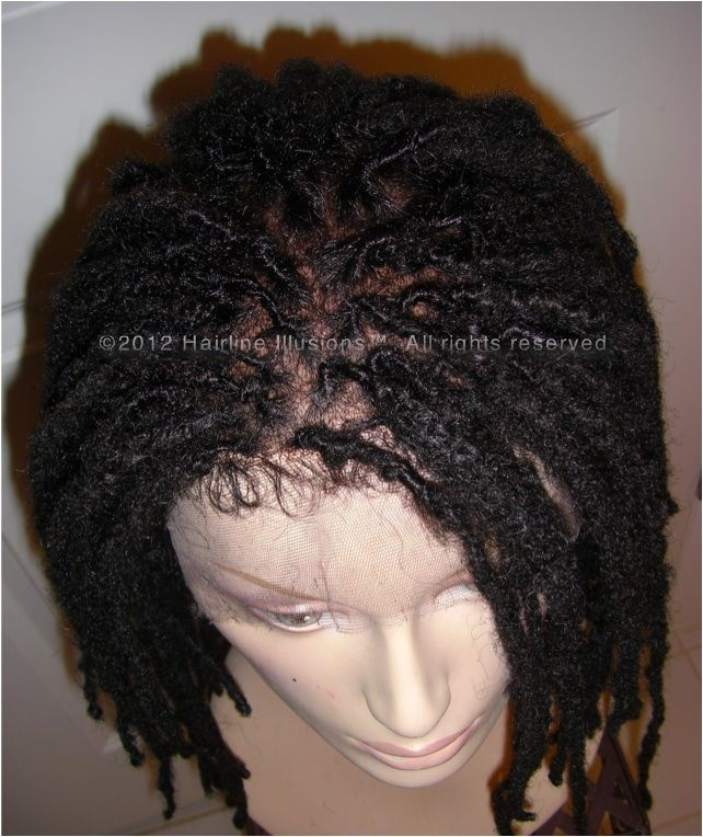 how to make a non lace wig look natural