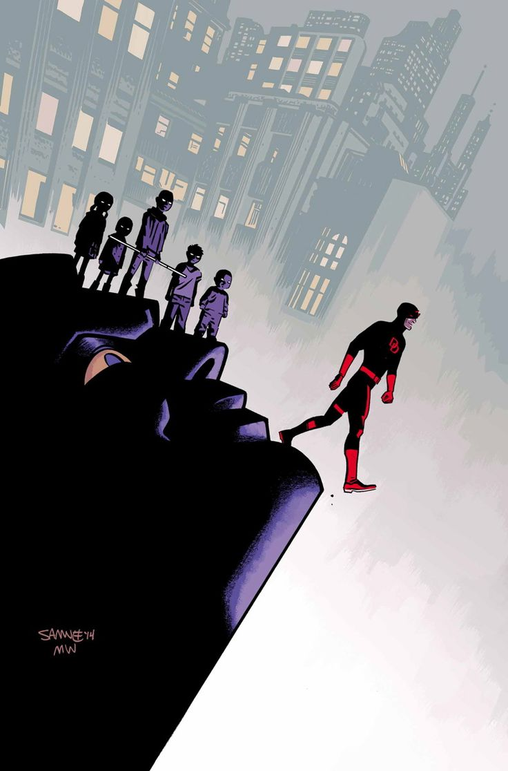 DAREDEVIL #9 MARK WAID (W) • CHRIS SAMNEE (A/C) • Matt Murdock has struggled mightily to rise above the tragedies that have plagued him in the past. • Now, however, one of his oldest foes has unleashed a force that Daredevil cannot fight without being swallowed by his darkest moods and thoughts. • Is this the beginning of a new, grim chapter in his life? 32 PGS./Rated T+ …$3.99
