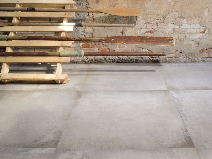Pavimento de gres porcelánico efecto concreto WATERFRONT by Cooperativa Ceramica d'Imola S.c.