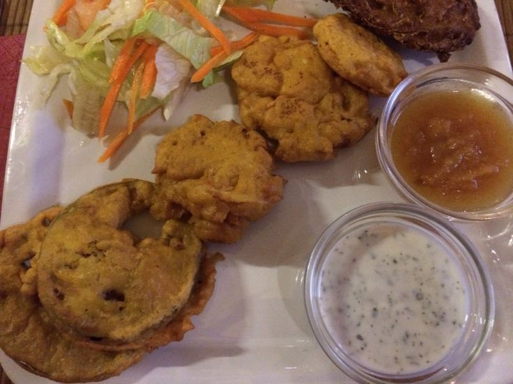 Indian food from Kashmir restaurant, Budapest