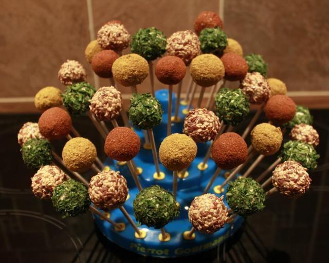 Pop Cake Jambon Gruyere Recette