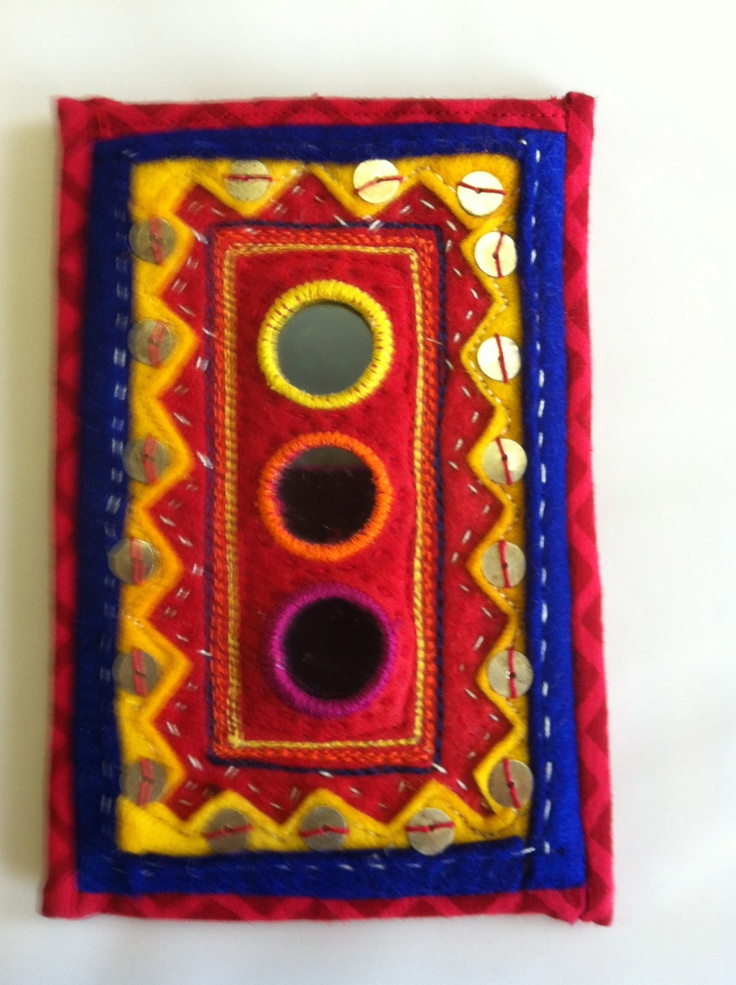 Indian inspired Mobile phone case