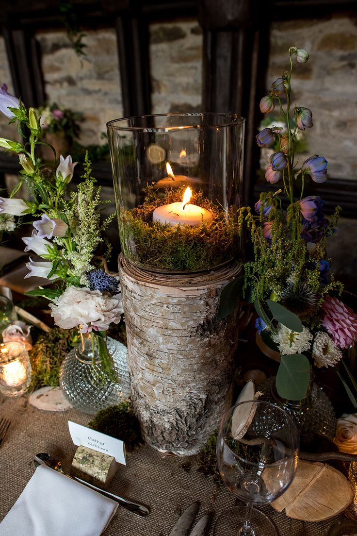 Fairy Tale Enchanted Woodland Theme Wedding (BridesMagazine.co.uk)