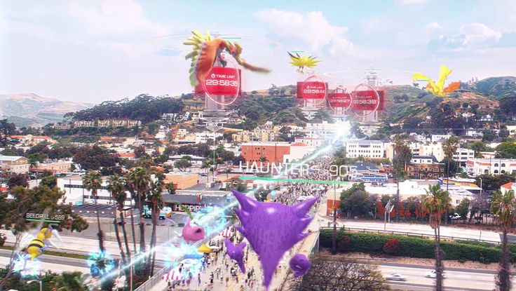 The original Pokémon GO announcement trailer first dropped what felt like eons ago back in September 2015. The video teased a number of features which have slowly rolled since the game's original release one year ago.