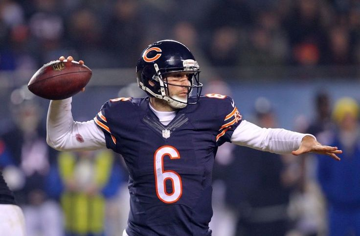 Reasons the Chicago Bears Chose To Bench Jay Cutler