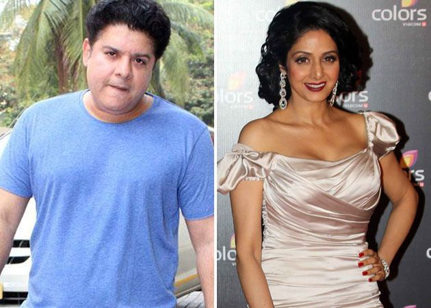 Sridevi became star because of Himmatwala: Sajid Khan