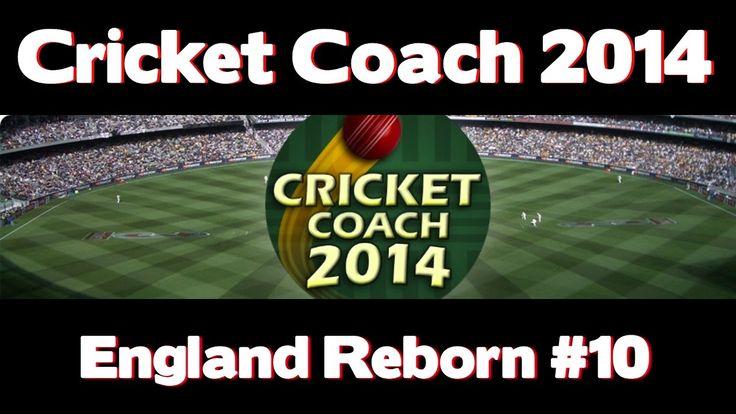 Cricket Coach 2014 - England Reborn #10