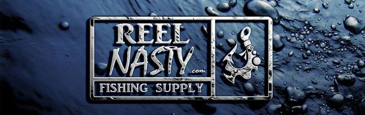 Check out our website for cool fishing gear and a free sticker www.reelnasty.com #fishing  #fishinglures  #fishinglines  #fishingreels