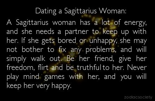 Sagittarius man dating libra woman
