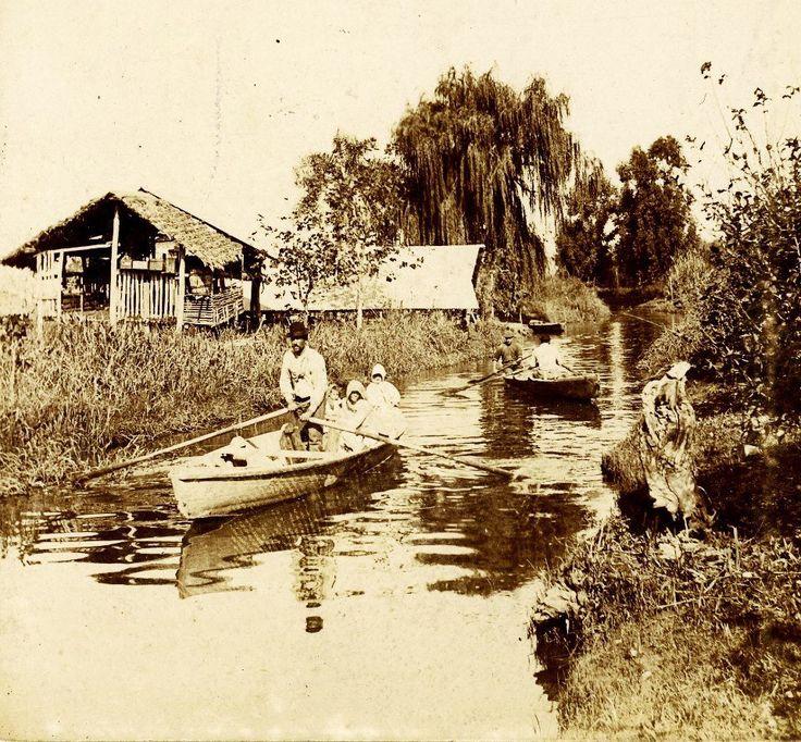 1890's Buenos Aires. Tigre