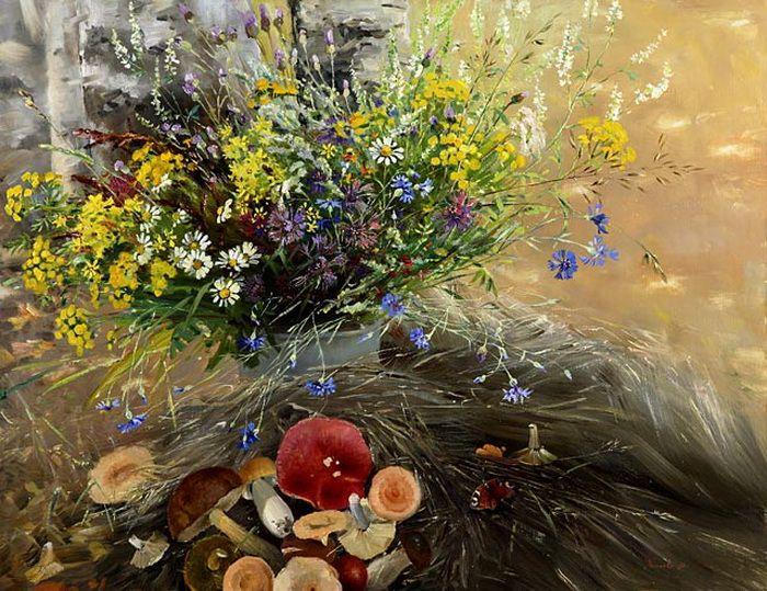 картины Марины Захаровой – 06