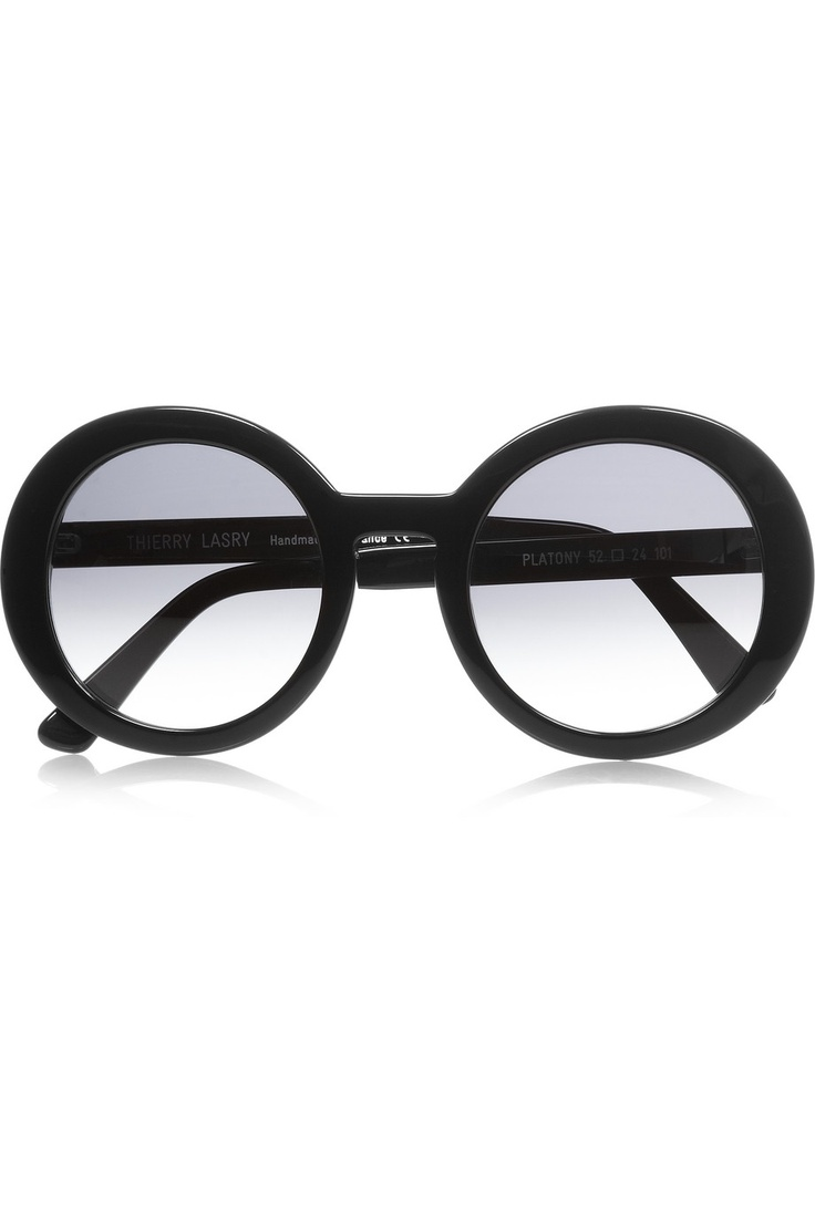 Thierry Lasry / Apfel perfection!!