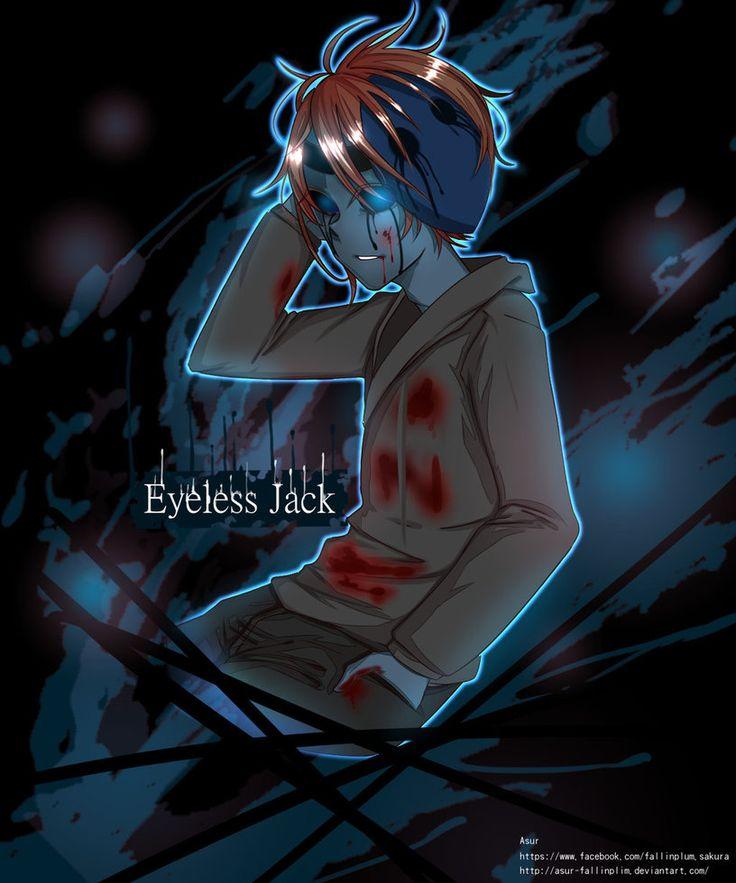 Eyeless Jack | Know Your Meme  |Eyeless Jack
