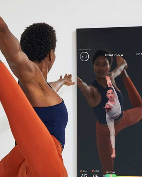 This Smart Mirror Could Transform Your Entire At-Home Workout Routine