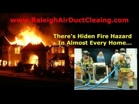 Dryer Vent Cleaning Raleigh Area - Cleaning Dryer Duct Cost