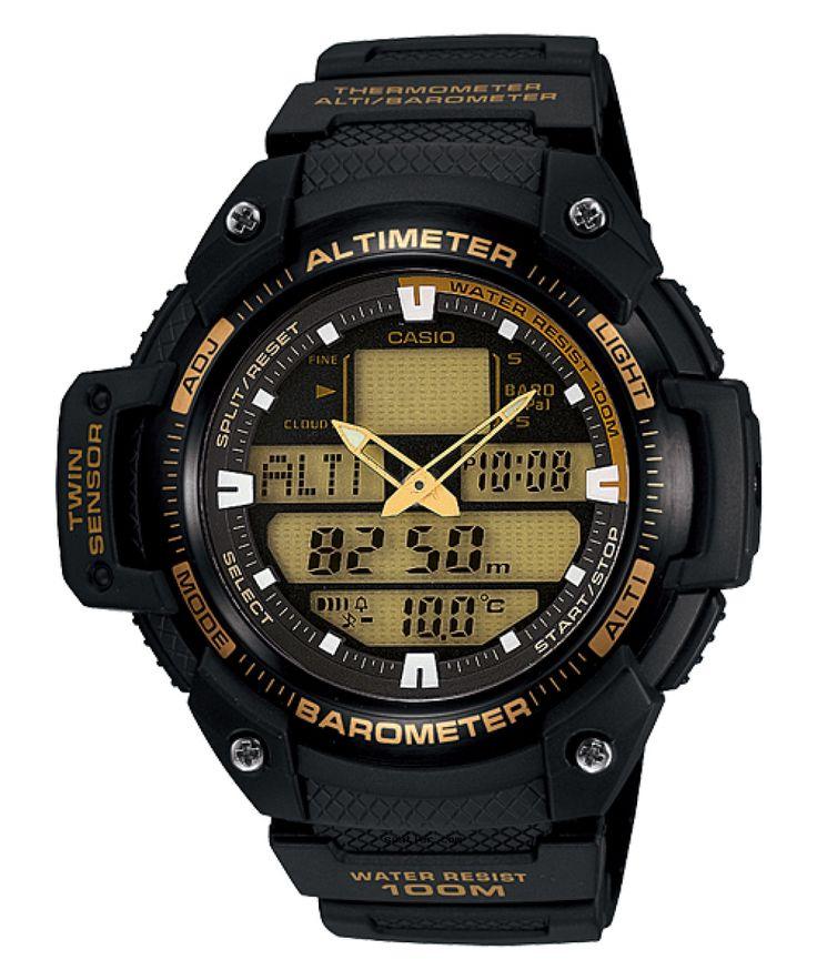 Casio SGW-400H-1B2VDR Kol Saati - https://www.saatler.com/casio-sgw-400h-1b2vdr-kol-saati/ - #casio #saatler Casio Sports Gear SGW-400H-1B2VDR Kol Saati   Cinsiyet: Erkek Tarz: Spor Kasa Şekli: Yuvarlak Kasa Rengi: Siyah Cam Cinsi: Mineral Makine Özelliği: Dijital Analog Alarm: Var Takvim: Var Kronometre: Var Taş Süslemesi: Yok Kasa Çapı: 52 mm Kadran Rengi: Siyah Kasa Cinsi: Plastik Su Geçirmezlik: 100 m Kordon Rengi: Siyah Kordon Özelliği: Silikon Kasa Kalınlığı: 15 mm Barometre: Var…
