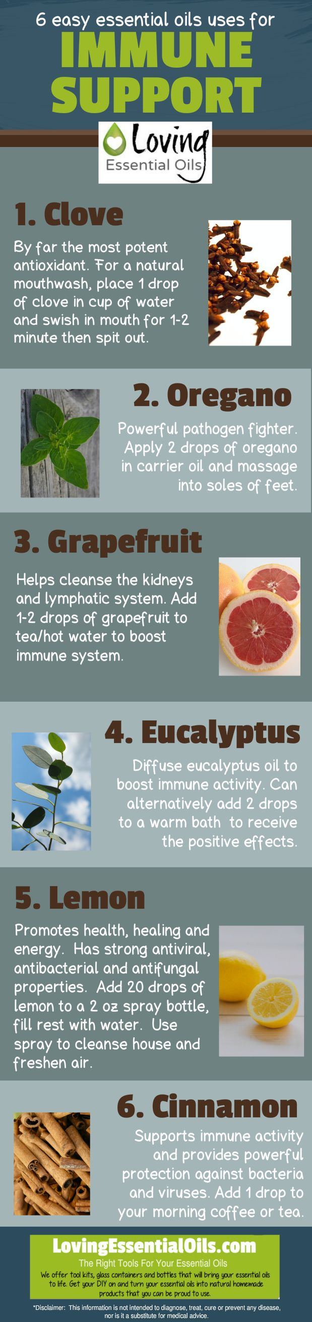 How to Improve Immune System with Essential Oils - 6 Easy Ways to Use Essential Oils Immune Support, read more here: http://www.lovingessentialoils.com/blogs/essential-oil-tips/109352710-how-to-improve-immune-system-with-essential-oils