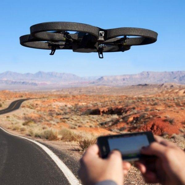 Power Edition Parrot AR.Drone 2.0 Quadricopter – $370